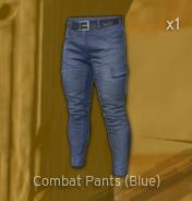 Combat Pants[Blue]
